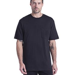 Men's 5.4 oz. Tubular Workwear Tee Thumbnail