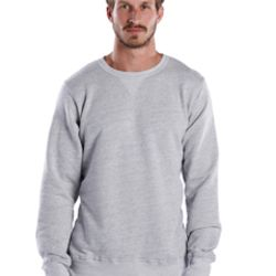 Men's Long-Sleeve Pullover Crew Thumbnail