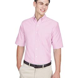 Men's Classic Wrinkle-Resistant Short-Sleeve Oxford Thumbnail