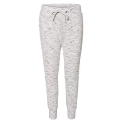 Women's Mélange Fleece Joggers Thumbnail