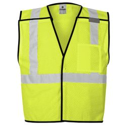 Economy Single Pocket Breakaway Vest Thumbnail