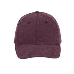 Pigment-Dyed Canvas Baseball Cap Thumbnail
