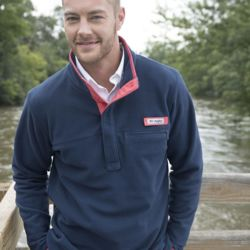 PFG Harborside Fleece Pullover Thumbnail