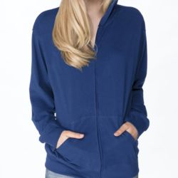 Adult Sueded Full-Zip Hoody Thumbnail
