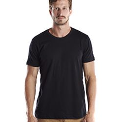 Men's Short-Sleeve Organic Crewneck T-Shirt Thumbnail