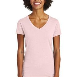 Alternative Women's Runaway Blended Jersey V Neck Tee Thumbnail