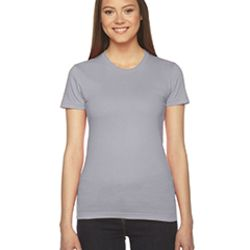 Ladies' Fine Jersey Short-Sleeve T-Shirt Thumbnail
