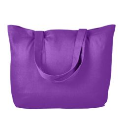 Cotton Twill Horizontal Shopper Thumbnail