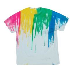 Youth Color Drip T-Shirt Thumbnail