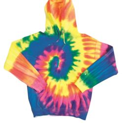 Youth Blended Hooded Sweatshirt Thumbnail