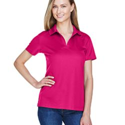 CrownLux Performance™ Ladies' Plaited Polo Thumbnail
