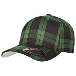 Flexfit Tartan Plaid Cap Thumbnail