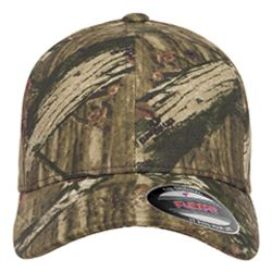 Youth Flexfit Mossy Oak Cap Thumbnail