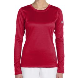 Ladies' Tempo Long-Sleeve Performance T-Shirt Thumbnail