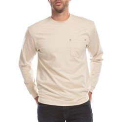 Men's Flame Resistant Long Sleeve Pocket T-Shirt Thumbnail