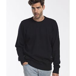 Men's Garment-Dyed Heavy French Terry Crewneck Sweatshirt Thumbnail