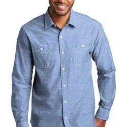 Slub Chambray Shirt Thumbnail
