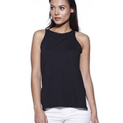 Ladies' CVC Side Slit Tank Thumbnail