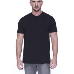 Men's CVC Pocket T-Shirt Thumbnail