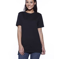 Unisex CVC Long Body T-Shirt Thumbnail