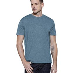 Men's CVC Crew Neck T-shirt Thumbnail