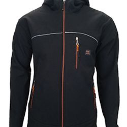 Men's Storm Protector Hooded Solid Softshell Jacket Thumbnail