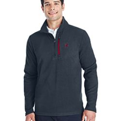 Men's Transport Quarter-Zip Fleece Pullover Thumbnail