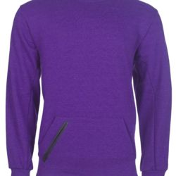 Cotton Rich Crewneck Sweatshirt Thumbnail