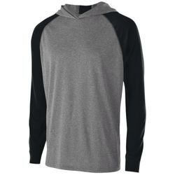 Unisex Dry-Excel™ Echo Hooded T-Shirt Thumbnail