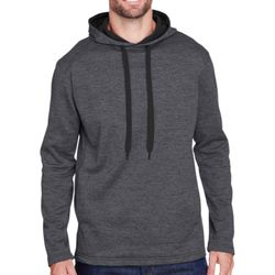 Men's Tonal Space Dye-Tech Fleece Hoodie Thumbnail