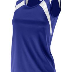 Ladies' Wicking Tank with Shoulder Insert Thumbnail
