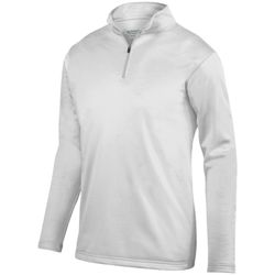 Adult Wicking Fleece Quarter-Zip Pullover Thumbnail