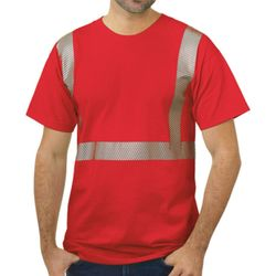 USA-Made Hi-Visibility Comfort Trim Tee Thumbnail