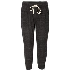 Women's Eco-Jersey Cropped Jogger Thumbnail