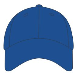 Solid Brushed Twill Cap Thumbnail