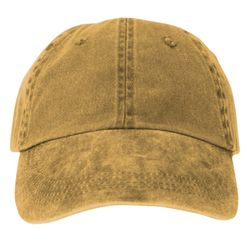 Adult Solid Low-Profile Sandwich Trim Twill Cap Thumbnail