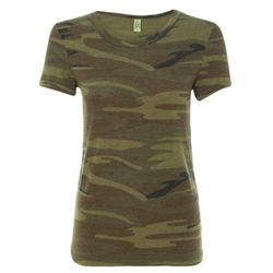 Women's Eco-Jersey Ideal Tee Thumbnail
