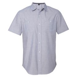 Mini-Check Short Sleeve Shirt Thumbnail