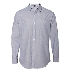 Mini-Check Long Sleeve Shirt Thumbnail
