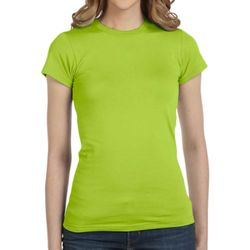 Ladies' Lightweight Fitted T-Shirt Thumbnail