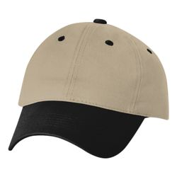 Heavy Brushed Twill Cap Thumbnail