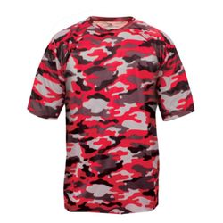 Youth Camo T-Shirt Thumbnail
