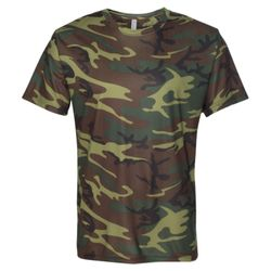 Adult Performance Camo Tee Thumbnail