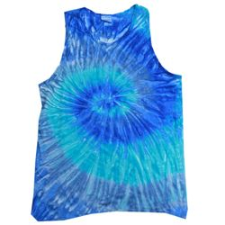 Adult 5.4 oz. 100% Cotton Tank Top Thumbnail