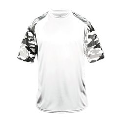 Youth Camo Sport T-Shirt Thumbnail