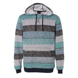 Men's Printed Stripe Marl Pullover Thumbnail