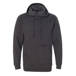 Men's Injected Slub Yarn-Dyed Fleece Hoodie Thumbnail
