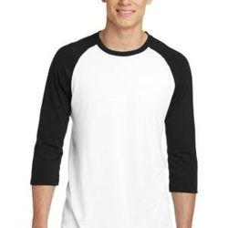 Young Mens Very Important Tee ® 3/4 Sleeve Raglan Thumbnail
