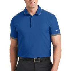 NIKE Dri FIT Stretch Woven Polo Thumbnail