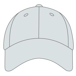 Structured Stretch Cotton Cap Thumbnail